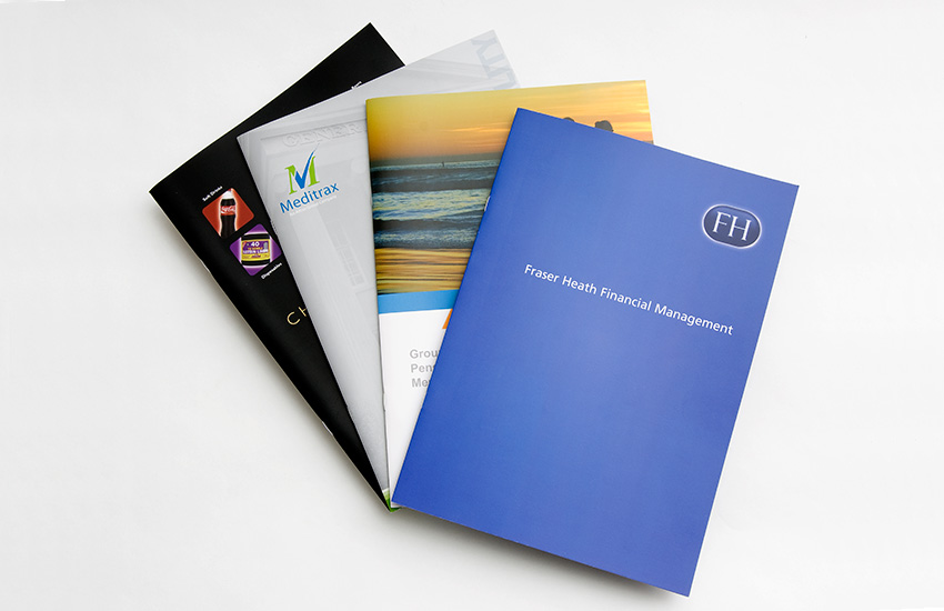 Quality brochure print